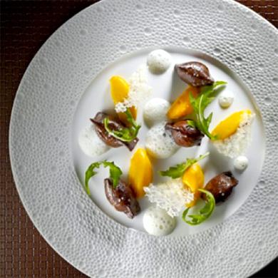 Chef denis f tisson le jardin des chefs bespoke fine for Cafe le jardin bell lane london